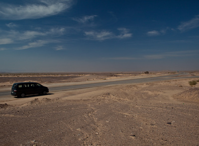 Иордания. Dead Sea Highway..